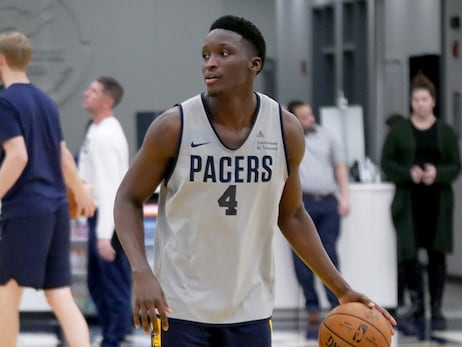 Oladipo's Return to Bring Changes