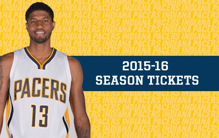 2015-16 Season Tickets - Register Today
