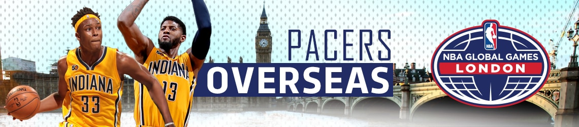 Pacers in London