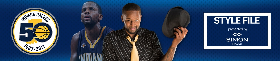 Style File with C.J. Miles