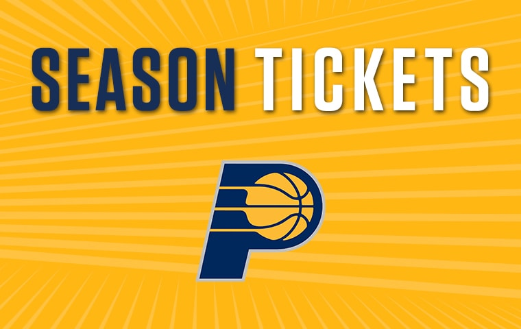 Pacers Season Tickets