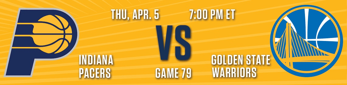Game Preview: Pacers vs Warriors | Indiana Pacers