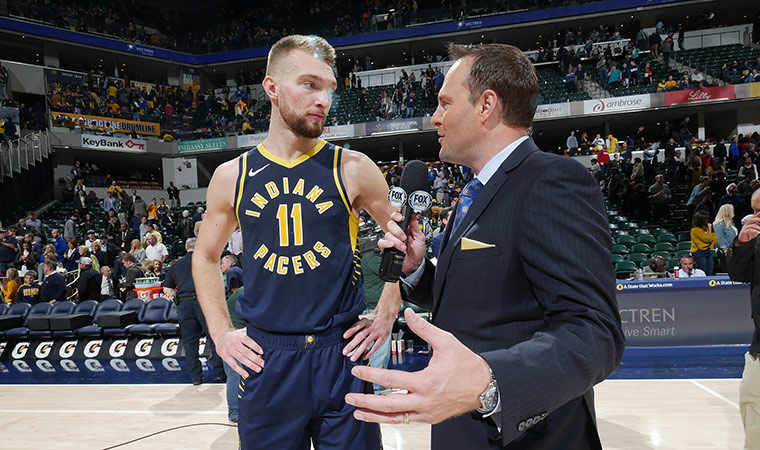 Pacers Score Best Opener TV Rating in 13 Years