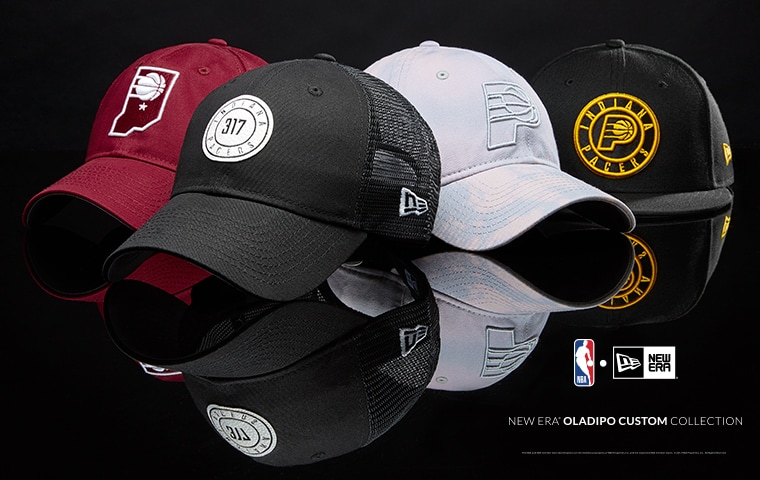 separation shoes 36d55 f9f63 Victor Oladipo Designs New Era Hat Series