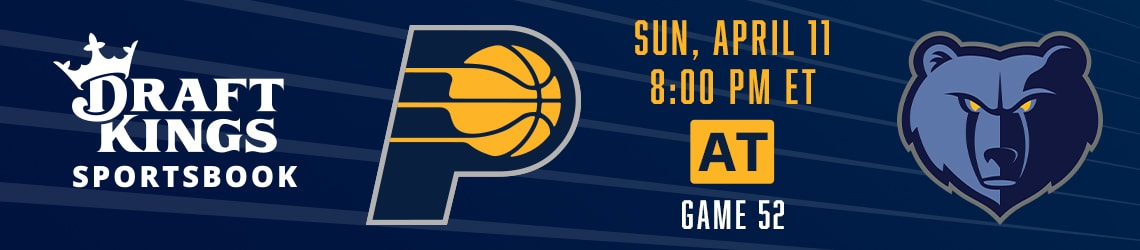 Pacers at Grizzlies