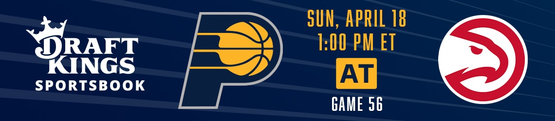 Pacers at Hawks