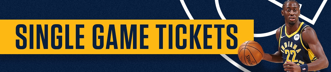 2021-22 Single Game Tickets