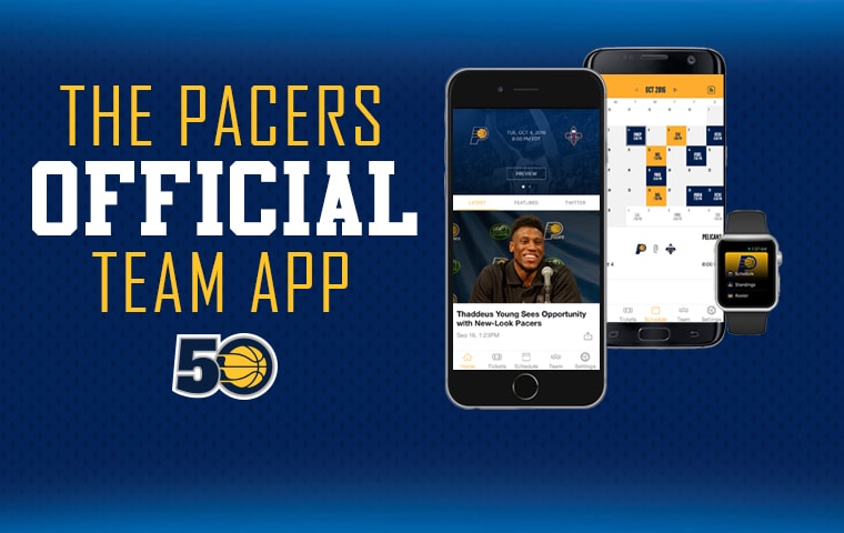 Pacers app