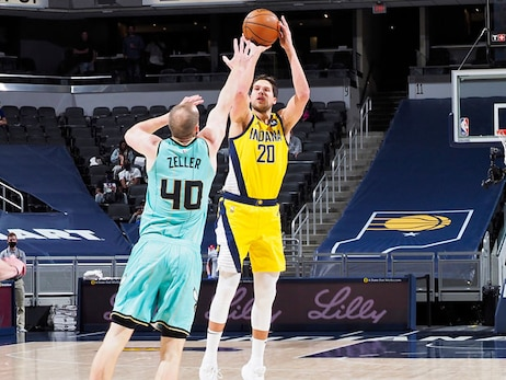Game Rewind: Pacers 97, Hornets 114