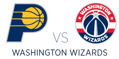 Indiana Pacers vs. Washington Wizards
