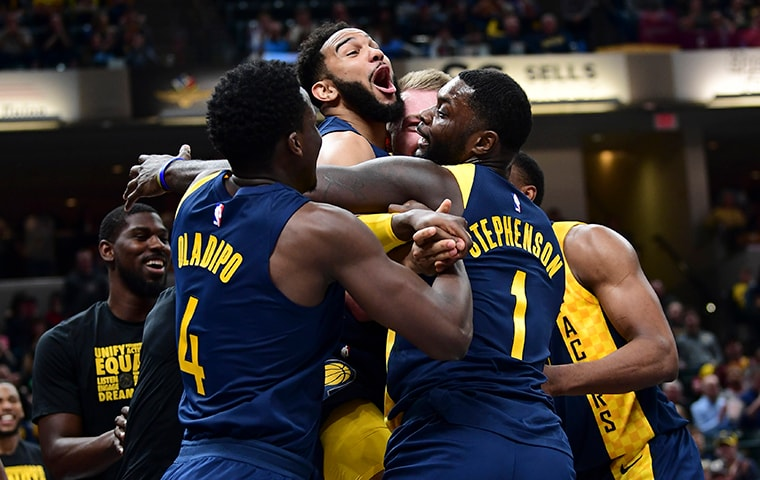 Tight-Knit Pacers Continue to Lift Each Other Up