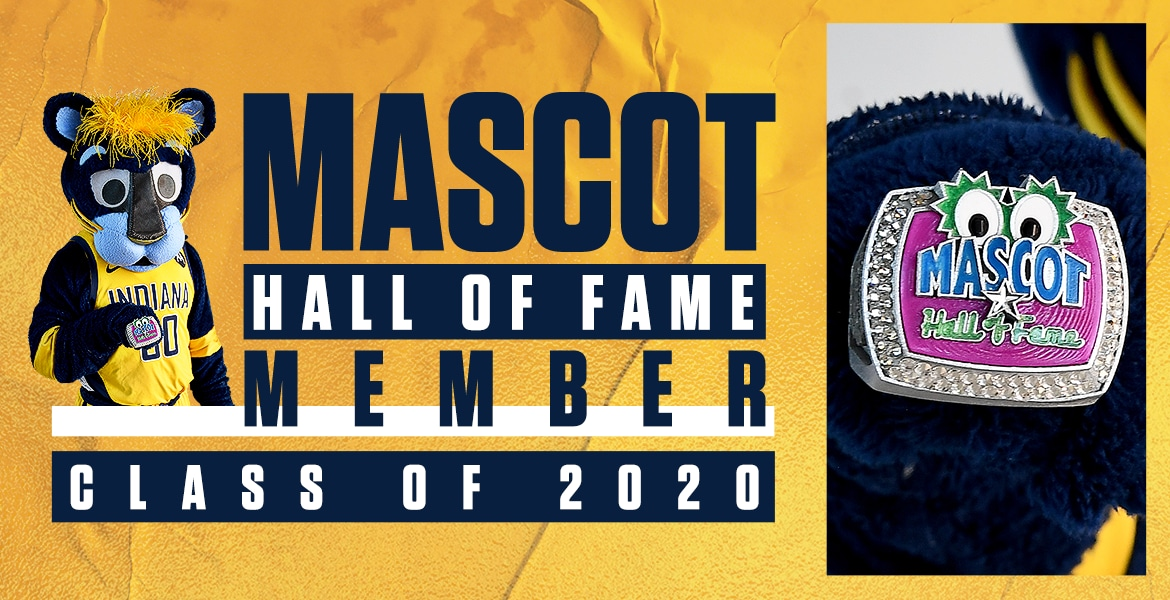 Boomer Mascot Hall of Fame Induction