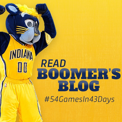 Boomer's 54 Games in 43 Days Blog