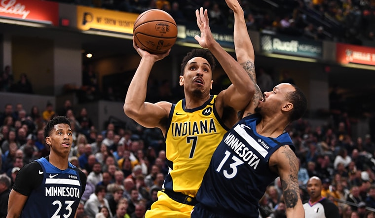 Brogdon's Game-Winner Lifts Pacers to Fourth Straight Win