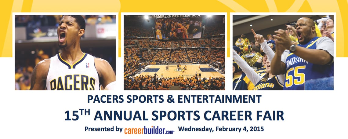 Pacers Sports & Entertainment Career Fair