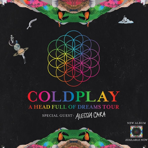 Coldplay - Tickets