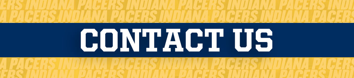 Indiana Pacers Tickets - Contact