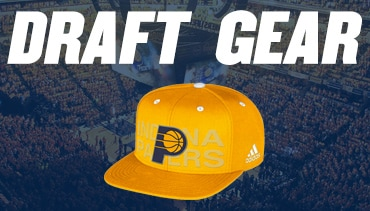 Get Pacers Draft Gear