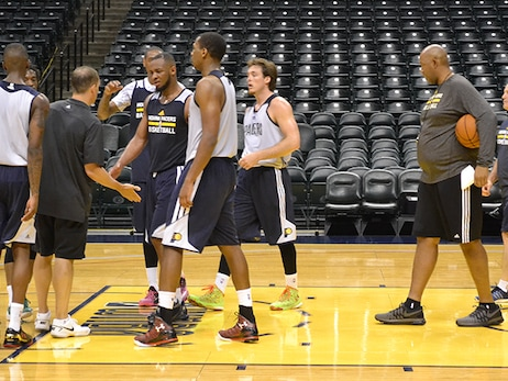 Pacers Have Seen it All in Pre-Draft Workouts