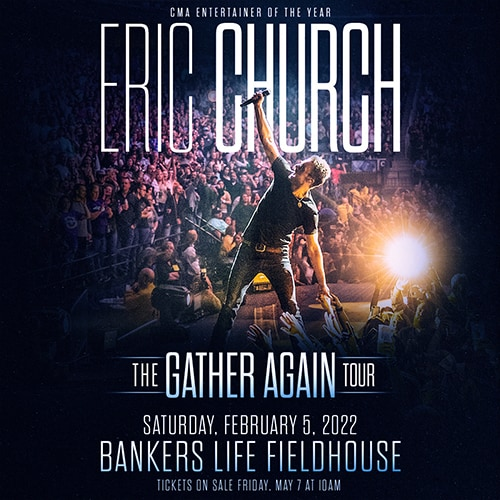 Eric Church - tickets