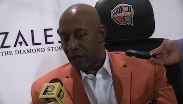 McGinnis Reflects on Hall of Fame Career