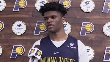 Watch: Johnson's Pre-Draft Interview
