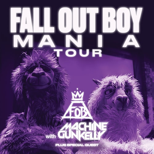 Fall Out Boy - tickets