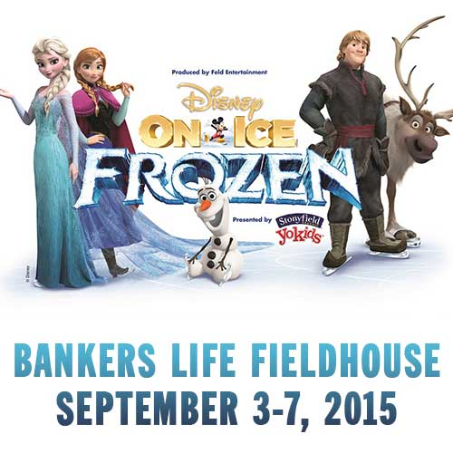 Frozen: Disney on Ice - Tickets