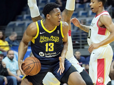 The Fort Report: Mad Ants Split, Johnson Has Another 20-Rebound Game