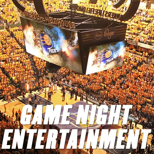 Game Night Entertainment Hub