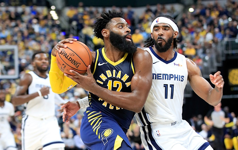 Game Rewind: Pacers 111 Grizzlies 83