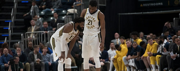 Tyreke Evans and Thaddeus Young