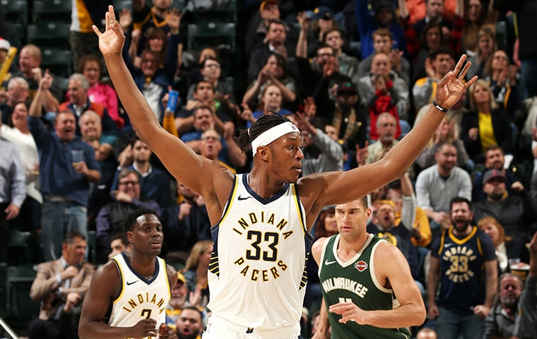 Pacers Show What They Can Be