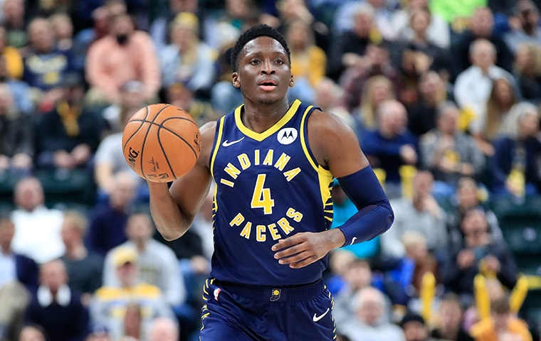 photograph regarding Printable Pacers Schedule known as Pacers Open up 2019-20 NBA Agenda at Residence vs. Pistons
