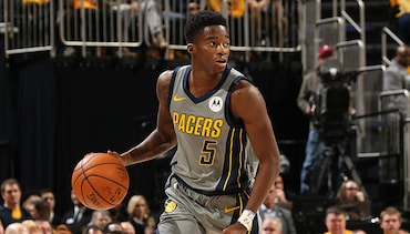 Pacers Sign Edmond Sumner