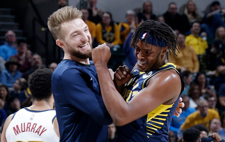 picture relating to Printable Pacers Schedule named 1st Impressions versus the 2019-20 Pacers Timetable Indiana