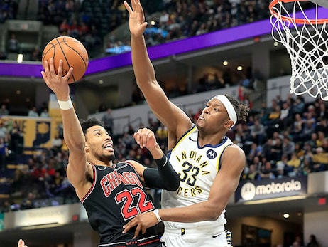 No Accident, Pacers Keep Grip on Third