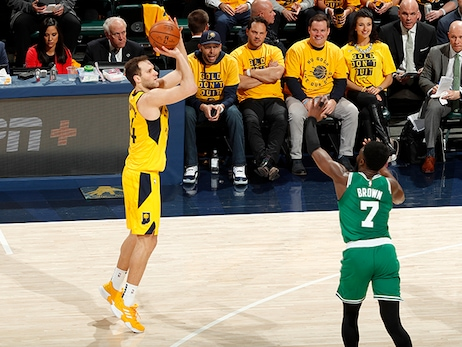 Bojan Bogdanovic, Jaylen Brown