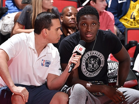 Oladipo Still a Presence at Golf Outing