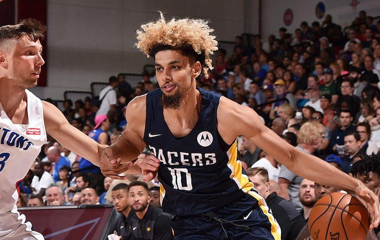 Summer League Leaves Mixed Impressions | Indiana Pacers