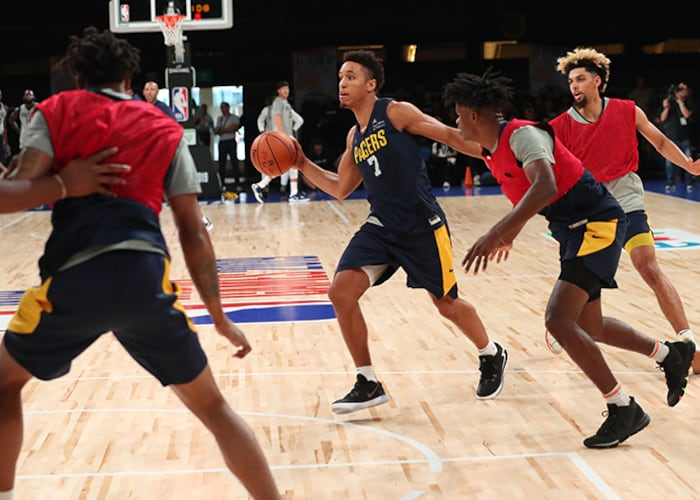 Pacers Still Finalizing Rotations Ahead of Opening Night
