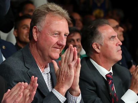 Statement from Larry Bird