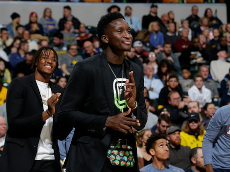 Pacers Assign Oladipo to Mad Ants