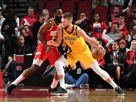 Game Rewind: Pacers 102, Rockets 111