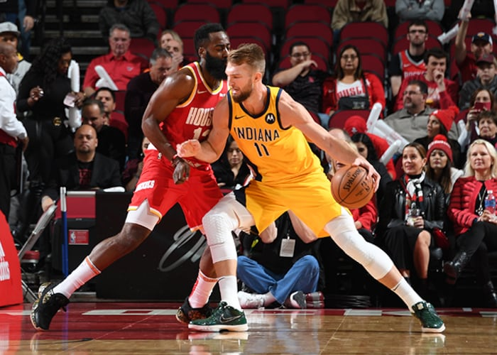 GAME RECAP: Rockets 111, Pacers 102