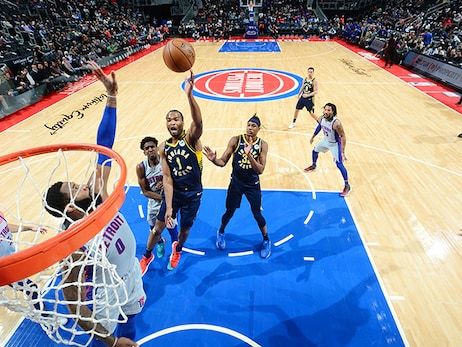 Game Rewind: Pacers 101, Pistons 108