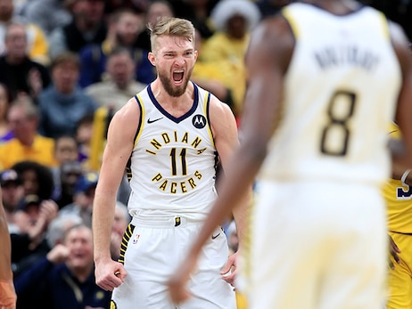 Pacers Get a Passing Grade, But Face Tougher Tests