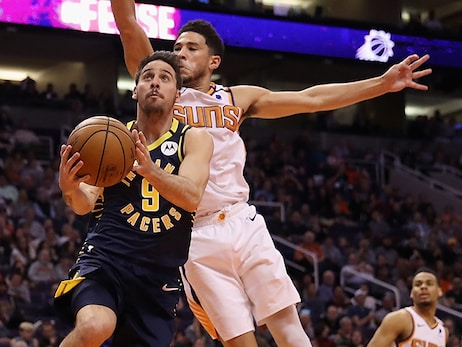 Game Rewind: Pacers 112, Suns 87