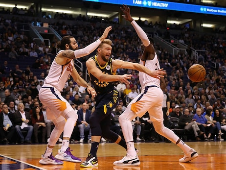 2019-20 Season in Photos: Domantas Sabonis