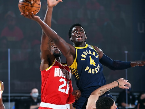 Pacers 108, Rockets 104